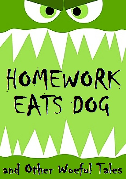 Homework eats dog
